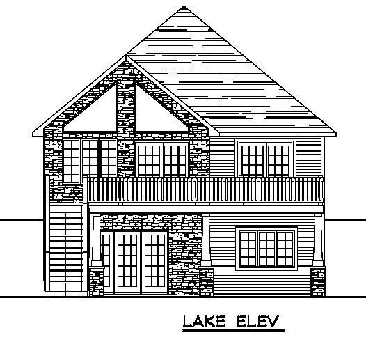 Colonial, Cottage, Country, Craftsman, Ranch, Traditional House Plan 50604 with 4 Beds, 3 Baths, 2 Car Garage Picture 1