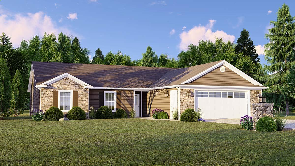 House Plan 50610