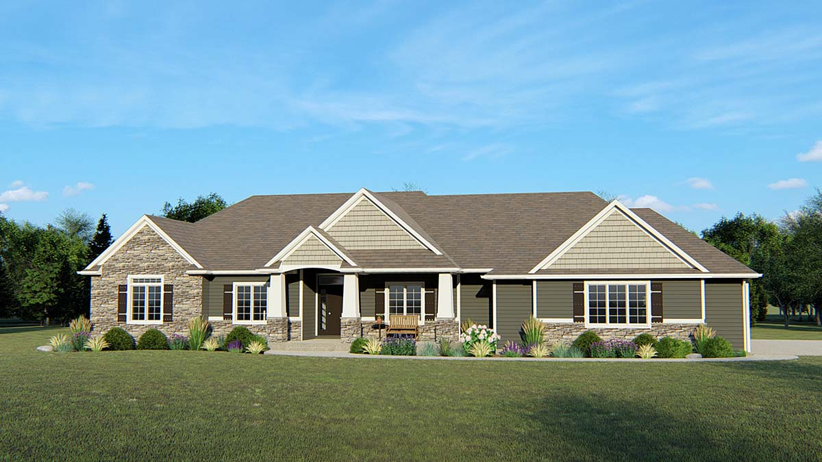 House Plan 50671
