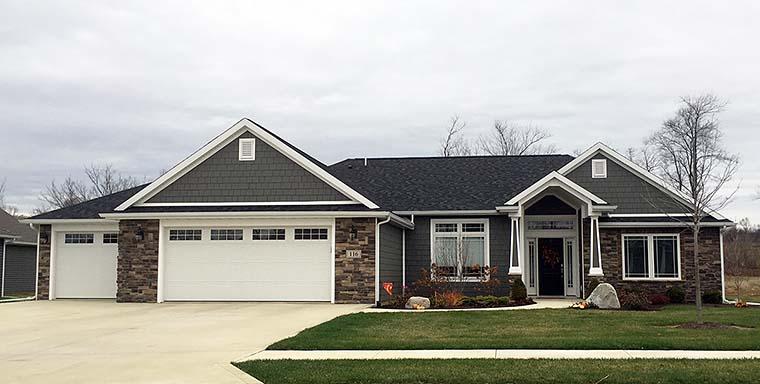 House Plan 50755