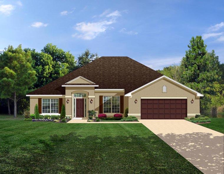House Plan 50841