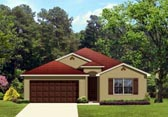 Plan Number 50851 - 1908 Square Feet