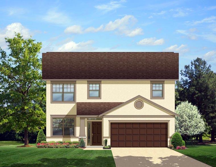 House Plan 50862