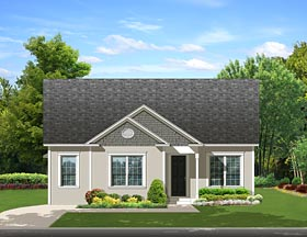 House Plan 50872