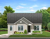 Plan Number 50872 - 1803 Square Feet
