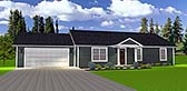 House Plan 50900