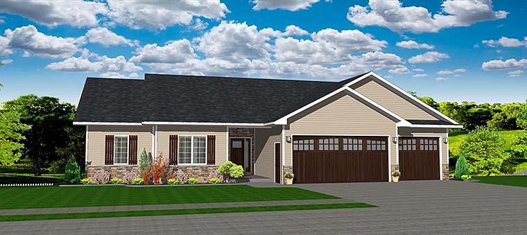 House Plan 50912