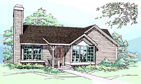 House Plan 51031