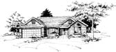 Plan Number 51037 - 1726 Square Feet