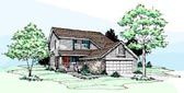 Plan Number 51038 - 1502 Square Feet