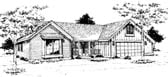 Plan Number 51040 - 2004 Square Feet