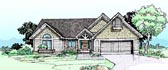 Plan Number 51081 - 1709 Square Feet