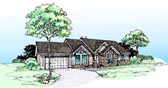 Plan Number 51082 - 1680 Square Feet