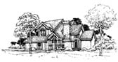 Plan Number 51085 - 1905 Square Feet