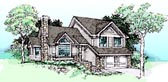 Plan Number 51086 - 1776 Square Feet