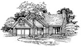 Plan Number 51099 - 1522 Square Feet