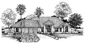Plan Number 51108 - 3381 Square Feet