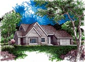 Plan Number 51111 - 1905 Square Feet