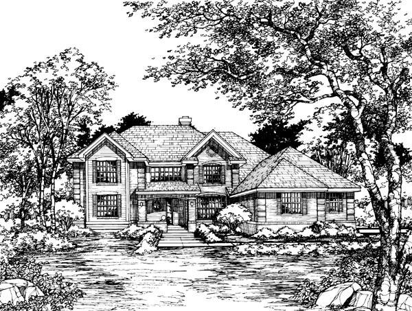 House Plan 51114