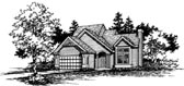 Plan Number 51123 - 1633 Square Feet