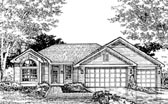 Plan Number 51131 - 2228 Square Feet