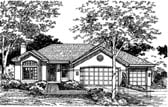 Plan Number 51132 - 2228 Square Feet