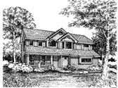 Plan Number 51134 - 2191 Square Feet