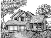 Plan Number 51137 - 2469 Square Feet
