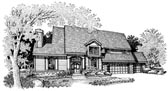 Plan Number 51150 - 2957 Square Feet