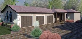 Garage Plan 51223