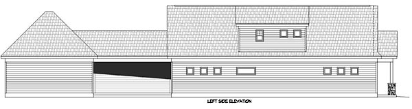 Cabin, Country, Craftsman House Plan 51434 with 3 Beds, 2 Baths, 2 Car Garage Picture 1