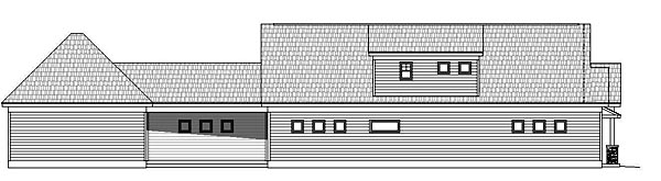 Country, Craftsman, Traditional House Plan 51436 with 3 Beds, 2 Baths, 2 Car Garage Picture 1