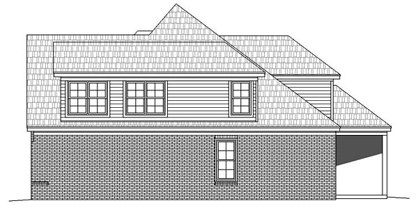 European House Plan 51461
