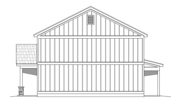 Traditional Multi-Family Plan 51508 with 8 Beds, 10 Baths Picture 2