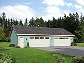 Garage Plan 51509