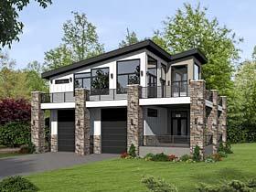 Garage Plan 51522