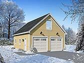 Garage Plan 51558