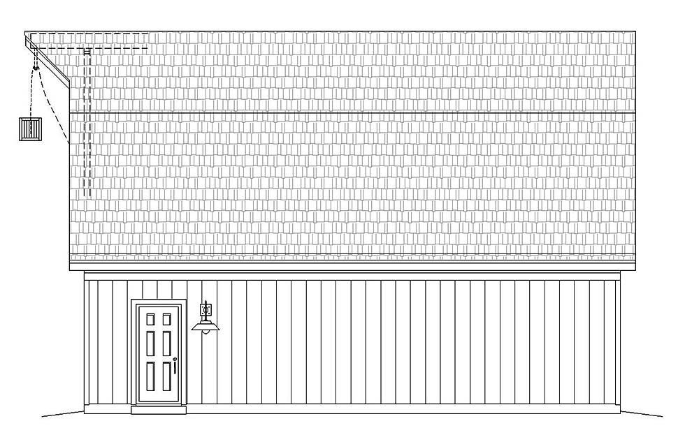 3 Car Garage Plan 51613 Picture 1