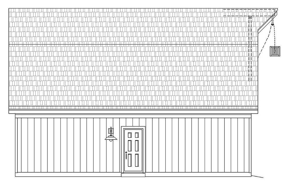 3 Car Garage Plan 51613 Picture 2