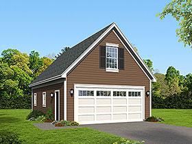Garage Plan 51615