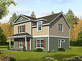Plan Number 51617 - 1840 Square Feet