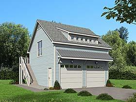 Garage Plan 51639