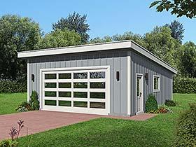 Garage Plan 51641