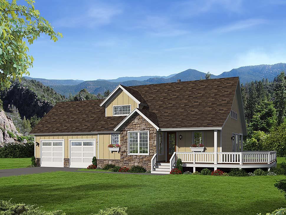 House Plan 51643