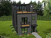 Plan Number 51664 - 1834 Square Feet