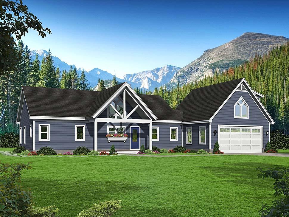 House Plan 51679