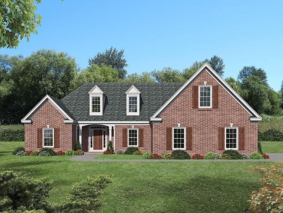 House Plan 51693