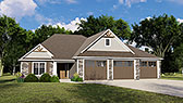 Plan Number 51804 - 3814 Square Feet