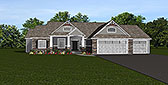 Plan Number 51807 - 5346 Square Feet