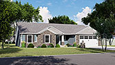 Plan Number 51810 - 3402 Square Feet